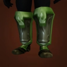 Fel Iron Plate Boots Model