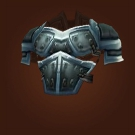 Slatesteel Breastplate Model