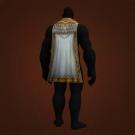 Imbued Infantry Cloak, Valen's Cloak, Pillager's Cloak Model
