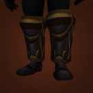 Furious Gladiator's Greaves of Salvation Model