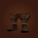 Flamescale Boots Model