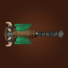 The Hand of Antu'sul, Preserver's Cudgel Model