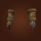 Replica Blood Guard's Mail Grips, Replica Knight-Lieutenant's Mail Vices, Replica Blood Guard's Mail Vices Model