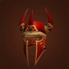 Cutthroat's Hat, Helm of Fire, Legion Headguard Model