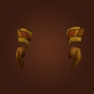 Ingot-Handler Gloves, Cragwood Clutches, Hammerfall Gloves, Eye-Plucker Gloves, Weavers of the Unending Tale Model