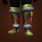 Magma Plume Boots Model