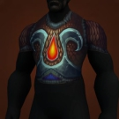 Tunic of Failed Experiments, Voltage Source Chestguard, Lightning-Charged Tunic Model