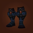 Vindicator's Leather Boots Model