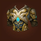 Chestguard of Eternal Vigilance, Chestplate of the Forbidden Tower Model