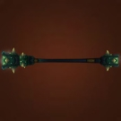 Witch Doctor's Wildstaff Model