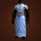 Mooncloth Robe Model