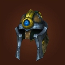 Axeclaw Helm Model