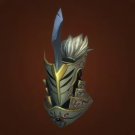 Tyrannical Gladiator's Scaled Helm, Tyrannical Gladiator's Ornamented Headcover Model