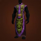 Elder's Robe, Darkmist Wraps Model