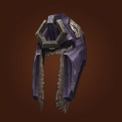 Tundrastrider Coif, Helm of Subtle Whispers, Hollow Geode Helm Model