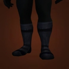 Veteran's Mooncloth Slippers Model