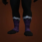 Barbaric Cloth Boots Model