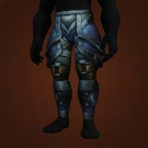Bloodthirsty Gladiator's Plate Legguards Model