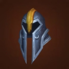 Helm of Phantasmal Scars, Visage of Brutish Iron Model