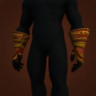 Molten Fists Model