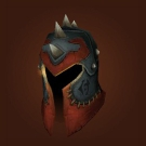 Garona's Helmet of Conquest, Mask of Lethal Intent, Peacebreaker's Leather Helm Model