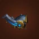 Wild Gladiator's Scaled Shoulders Model