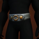 Imbued Infantry Belt, Protectorate Waistband Model