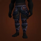 Yaungol Slayer's Legguards, Sword Dancer's Leggings Model