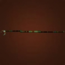 Witch Doctor's Cane, Explorer's Walking Stick Model