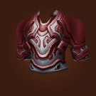 Crusader's Ornamented Chestplate, Crusader's Scaled Chestpiece Model