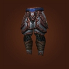Cataclysmic Gladiator's Ornamented Legplates, Cataclysmic Gladiator's Scaled Legguards Model