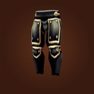 Golem Shard Leggings, Legplates of the Eternal Guardian, Flintlocke's Piloting Pants Model