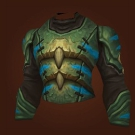 Aberrant Chestguard of Torment, Carapace of Segmented Scale, Gorgoraptor Scale Chest, Aberrant Chestguard of Torment Model