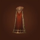 Cloak of the Fallen God, Royal Cloak of Arathi Kings, Slikk's Cloak of Placation Model