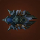 Malevolent Gladiator's Barrier, Crafted Malevolent Gladiator's Barrier Model