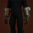 Skoldiir Gauntlets, Arcane Defender's Gauntlets, Nightsfall Gauntlets Model