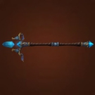 Archmage's Battle Staff Model