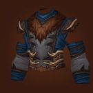 Crafted Dreadful Gladiator's Ironskin Tunic, Crafted Dreadful Gladiator's Copperskin Tunic Model