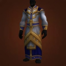 Primal Mooncloth Robe Model