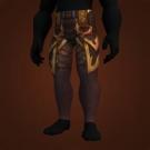 Imbued Silkweave Pantaloons Model