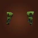Algae Fists, Der'izu Fists Model
