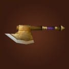 Thick War Axe, Jagged Broadaxe Model
