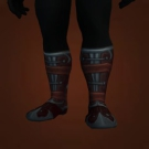 Blackthicket Footguards, Deepwoods Boots Model