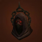 Merciless Gladiator's Dreadweave Hood Model