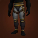 World Mender's Pants Model