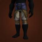 Legguards of Ravenous Assault, Longshot Legguards, Acid-Grooved Gorenscale Leggings Model