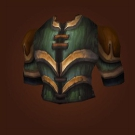 Carapace of Forgotten Kings, Longstrider's Vest, Hauberk of a Thousand Cuts Model