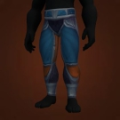 Vicious Gladiator's Silk Trousers Model