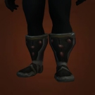 Sapfly Shoes, Ghost Fox Shoes, Ghost Fox Boots, Sapfly Footguards Model