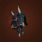 Crafted Malevolent Gladiator's Ringmail Spaulders Model